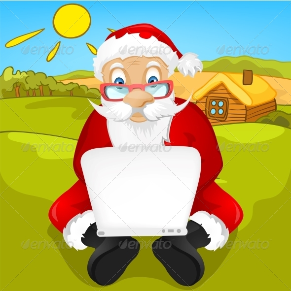 Santa Claus - People Characters