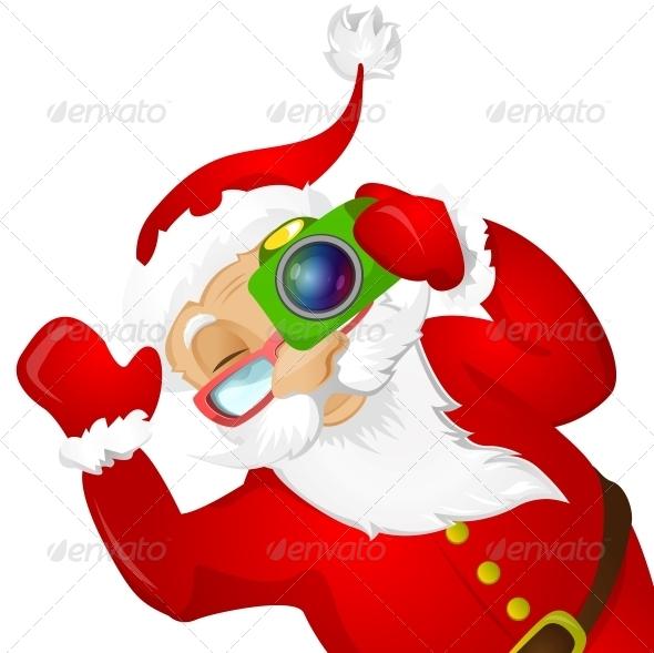 Santa Claus - People Characters