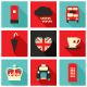 London Icons Collection - GraphicRiver Item for Sale