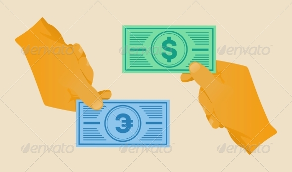 Hand Money - Concepts Business