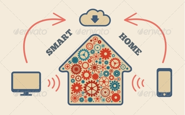 Smart Home - Web Technology