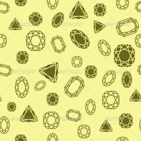 Diamonds Pattern - Backgrounds Business