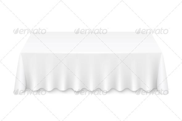 Tablecloth - Miscellaneous Conceptual