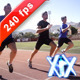 Athletes In Track Race - VideoHive Item for Sale