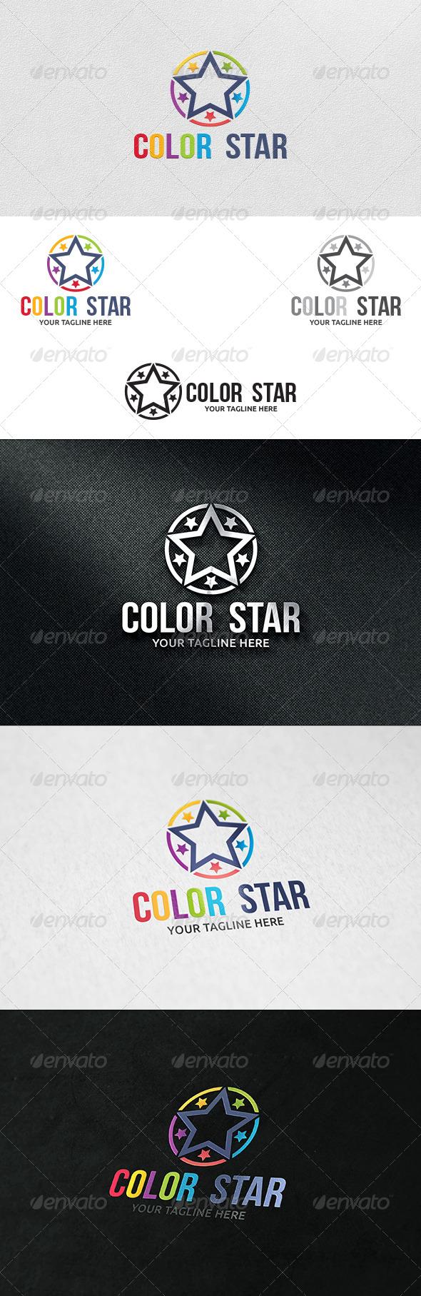 Color Creative - Logo Template - Vector Abstract