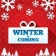Winter is Coming Sale Background - GraphicRiver Item for Sale