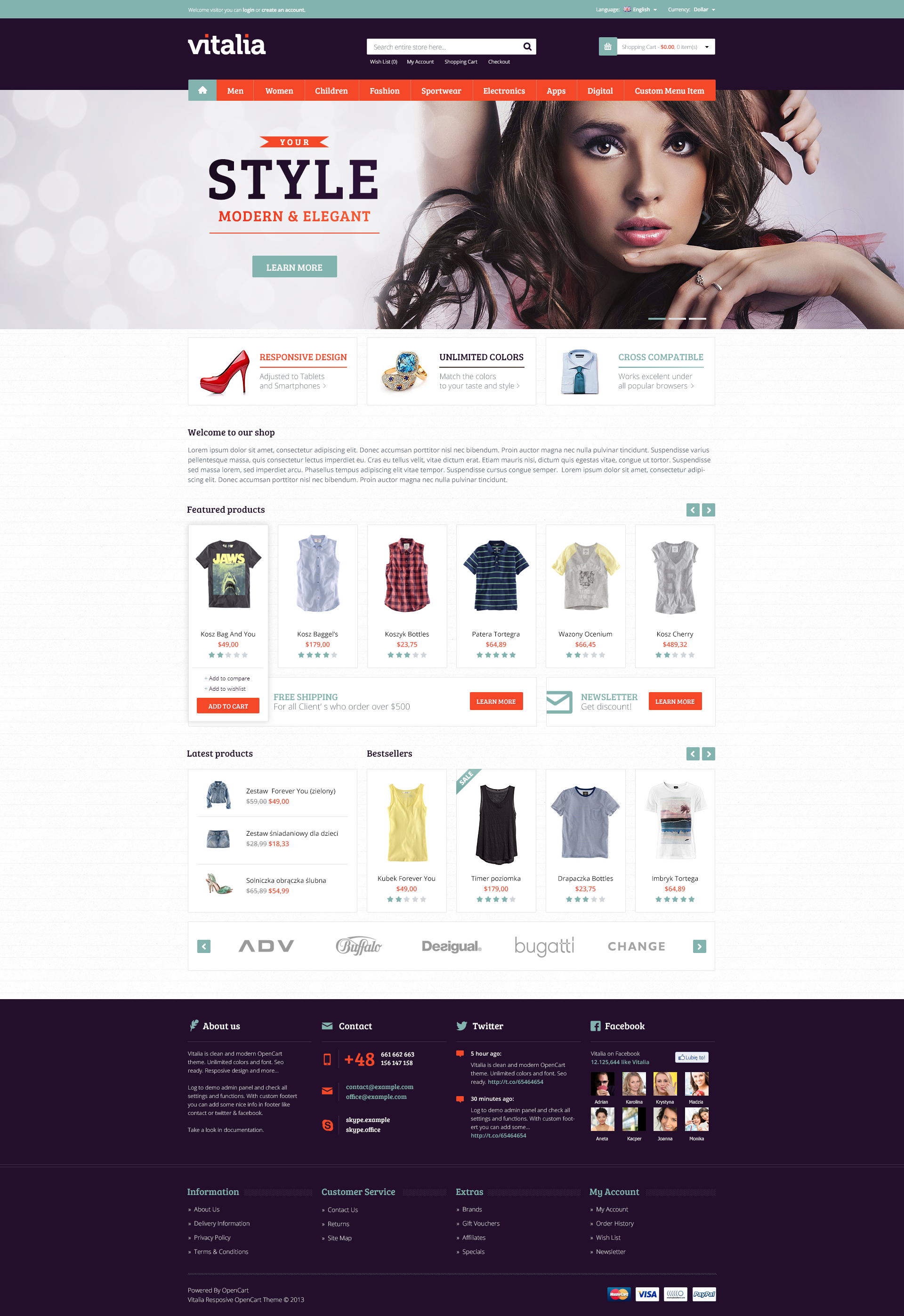 Which One Is the best: Magento or OsCommerce? -