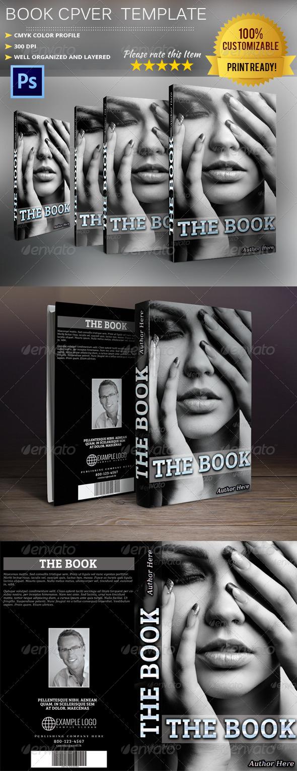 Book Cover Template Vol.8 - Miscellaneous Print Templates