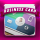 Flat Business Card 3 - GraphicRiver Item for Sale