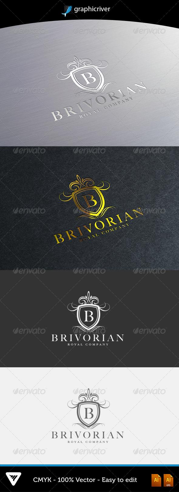 Brivorian Logo - Logo Templates