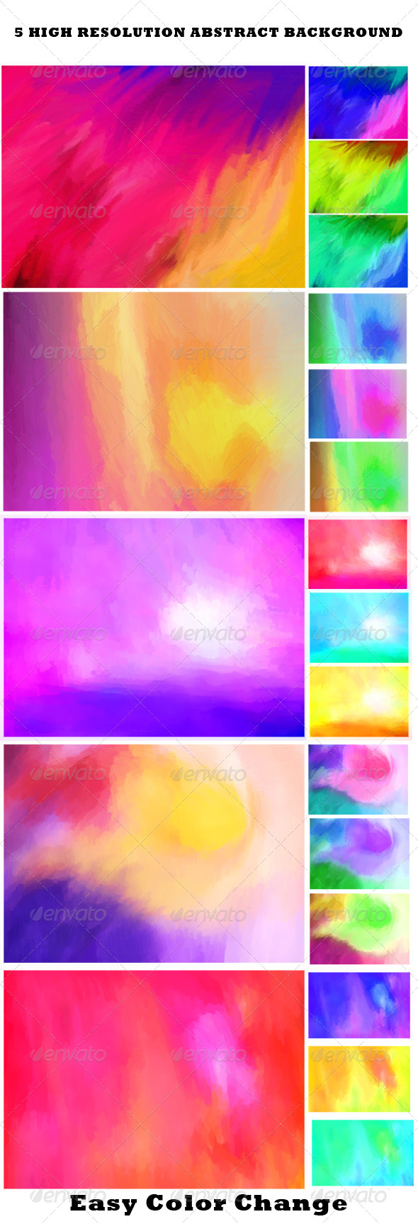 Abstract Color Backgrounds - Abstract Backgrounds