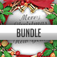 Christmas FB Timeline Bundle - GraphicRiver Item for Sale