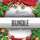 Christmas FB Timeline Bundle - GraphicRiver Item for Sale