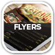 2 in 1 Restaurant Menu Flyers - GraphicRiver Item for Sale