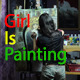 Girl Is Painting Pack Of 5 - VideoHive Item for Sale