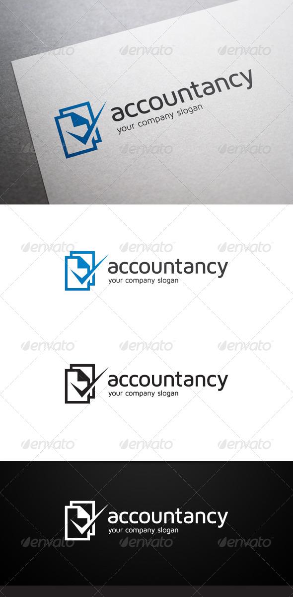 Accountancy Logo - Symbols Logo Templates