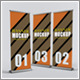 Roll-Up Banner Mockup - GraphicRiver Item for Sale