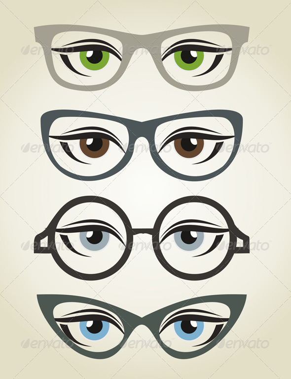 Glasses2 - People Characters