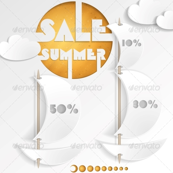 Summer Sale. Business Background. - Concepts Business