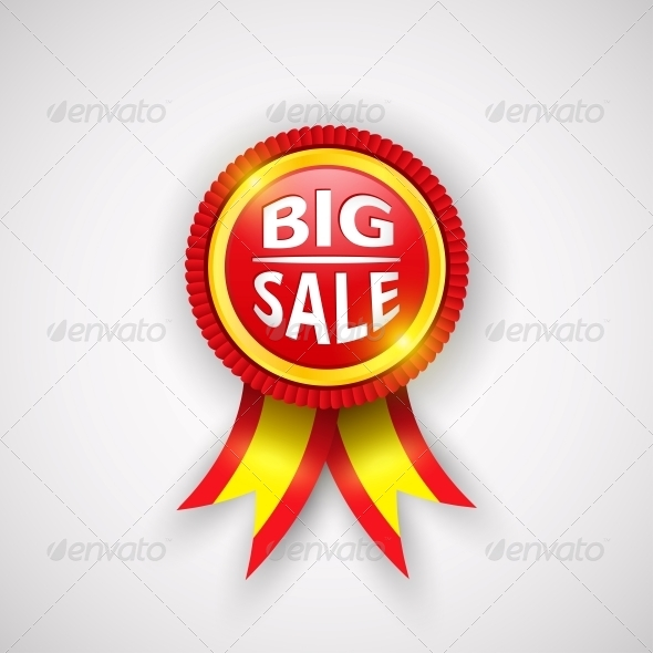 Big Sale Badge - Retail Commercial / Shopping
