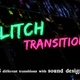 Glitch Transitions - 8 In 1 - VideoHive Item for Sale