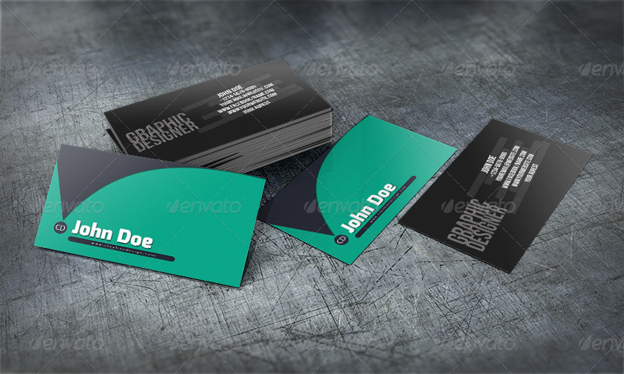 Creative Design business card by parsik | GraphicRiver