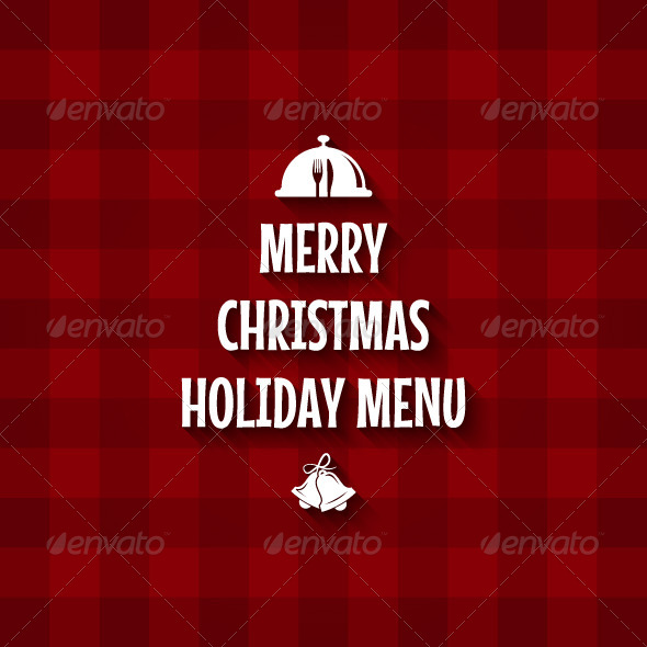 Christmas Menu Design - Christmas Seasons/Holidays