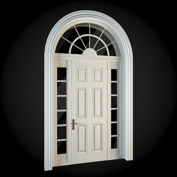 Door 012 - 3DOcean Item for Sale