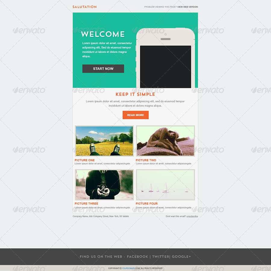 Salutation a simple no bs welcome email template by imcr salutation a simple no bs welcome email template maxwellsz