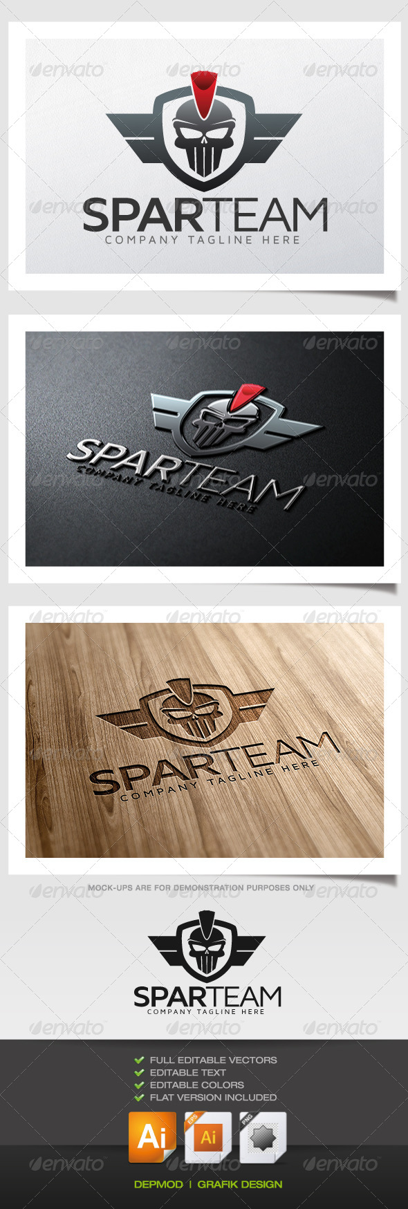 Sparteam Logo - Symbols Logo Templates