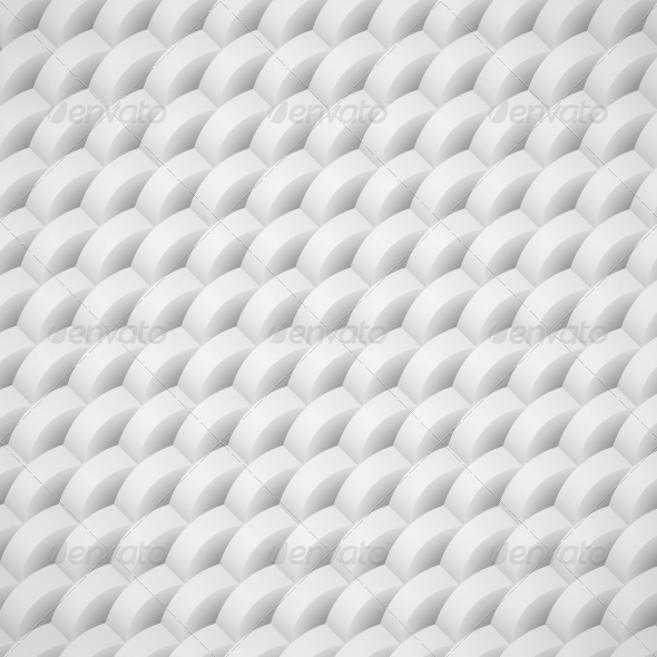 White Geometric Texture. - Backgrounds Decorative