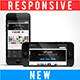 Responsive Phone Screen Mockup - GraphicRiver Item for Sale
