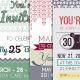 Pattern Invites - GraphicRiver Item for Sale