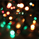 Christmas Lights Bokeh - VideoHive Item for Sale