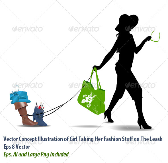 Obedient Fashion - Commercial / Shopping Conceptual