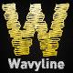 Wavyline Font - GraphicRiver Item for Sale