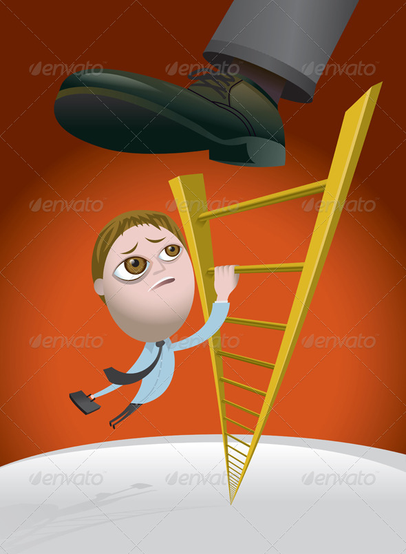 Challenges of Climbing the Corporate Ladder - Concepts Business