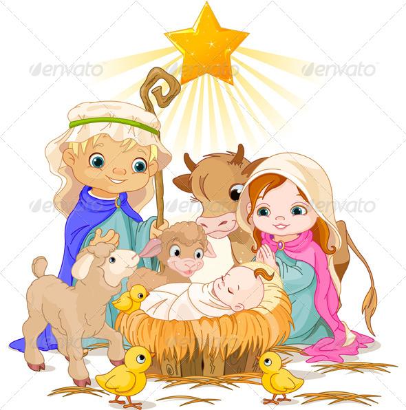 Holy Family - Christmas Seasons/Holidays