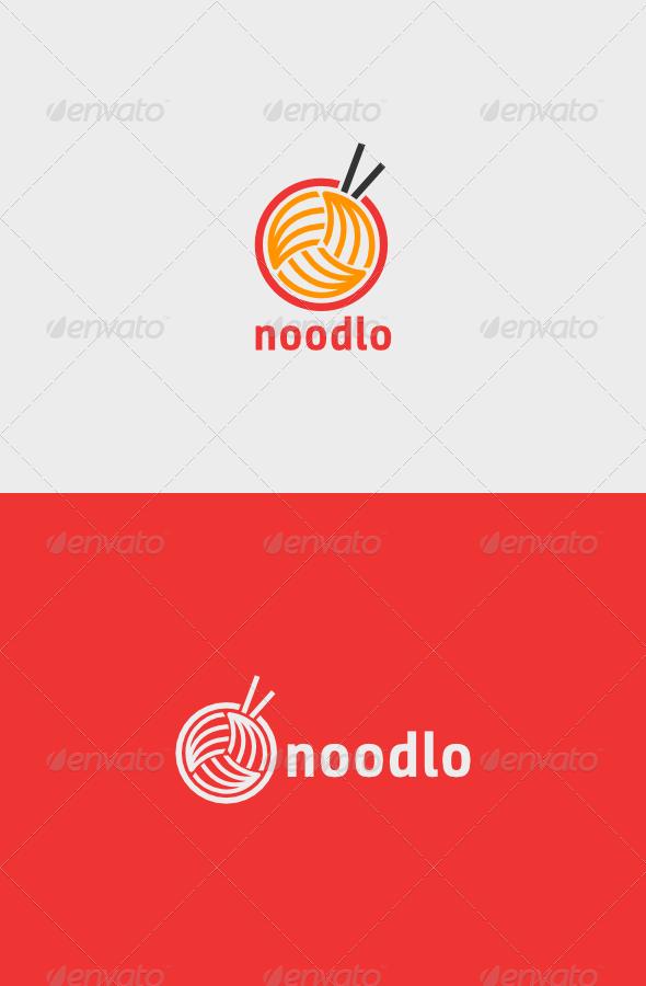Noodlo Logo  - Objects Logo Templates