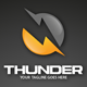 Thunder Logo - GraphicRiver Item for Sale