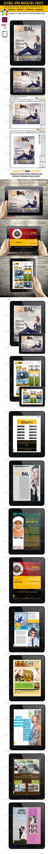 Sehbal iPad Magazine Pages - Digital Magazines ePublishing