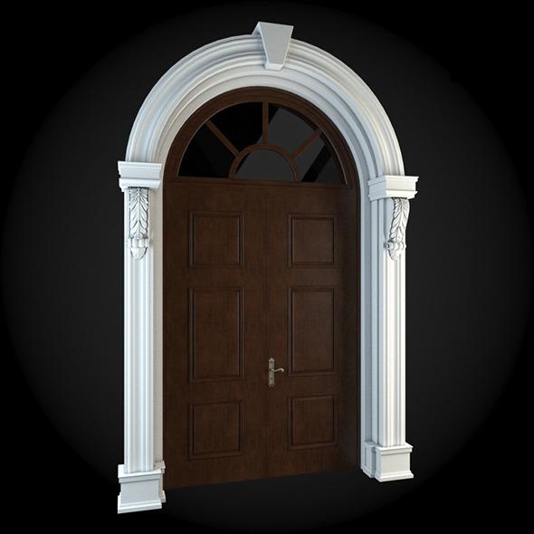 Door 032 - 3DOcean Item for Sale