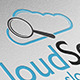 Cloud Search Logo - GraphicRiver Item for Sale