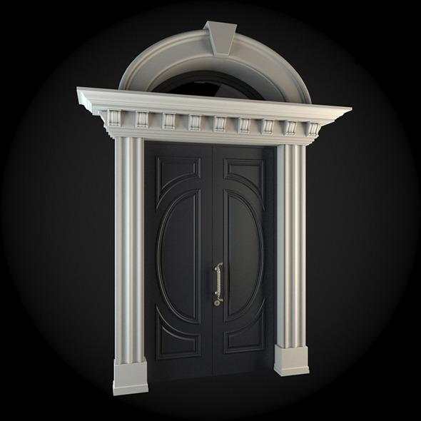 Door 049 - 3DOcean Item for Sale