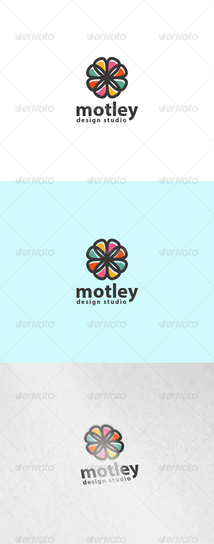 Motley Logo - Vector Abstract