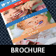 Dentist Office Tri-Fold Brochure Template - GraphicRiver Item for Sale
