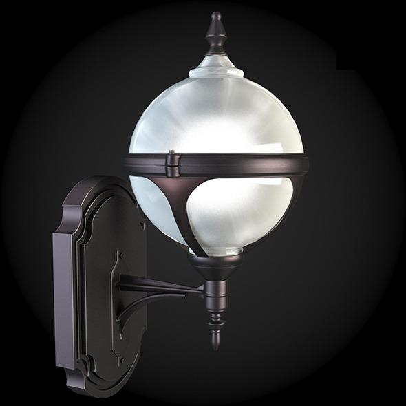 007_Street_Light - 3DOcean Item for Sale