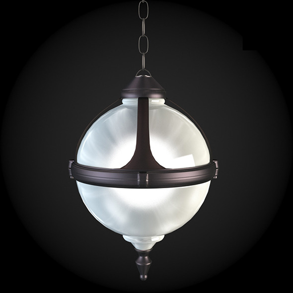 008_Street_Light - 3DOcean Item for Sale