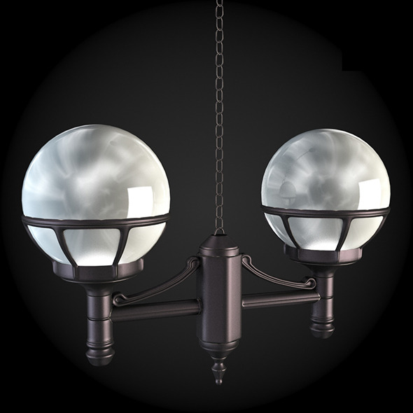 011_Street_Light - 3DOcean Item for Sale