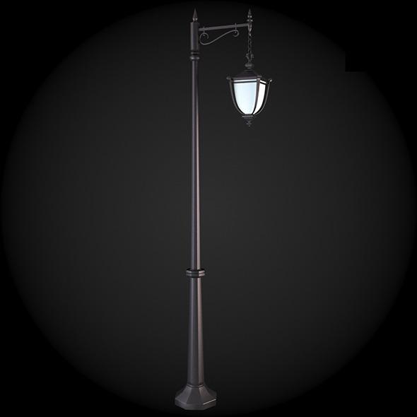 015_Street_Light - 3DOcean Item for Sale